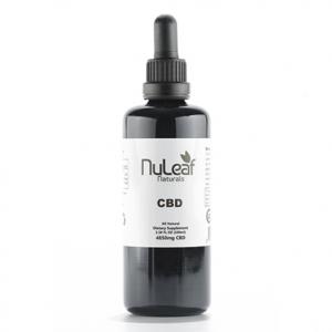 Full Spectrum CBD Oil 4850mg