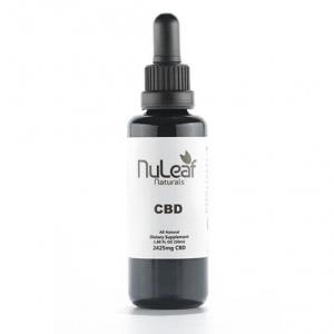 Full Spectrum CBD Oil 2425mg