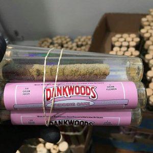 Pre rolled Dankwoods